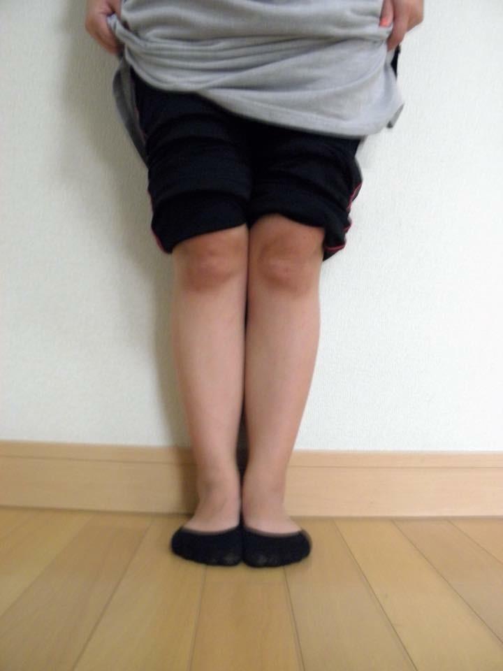 産後骨盤矯正、足