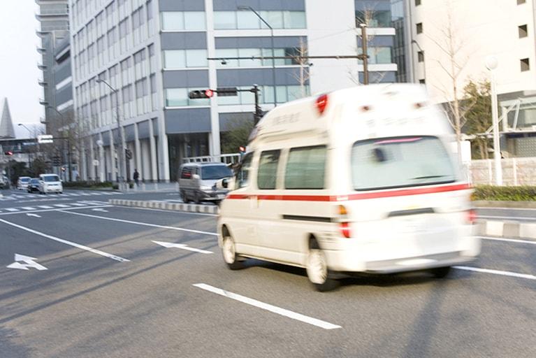 交通事故治療を完全サポート